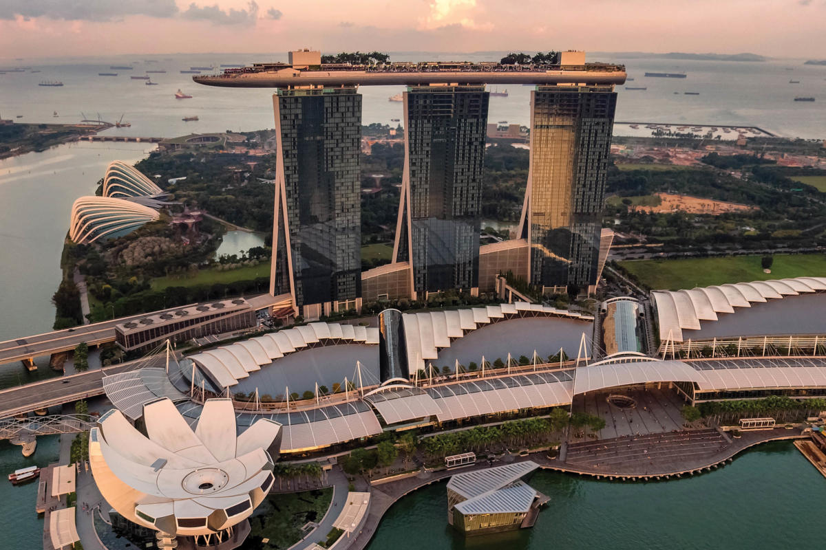 Marina Bay Sands Overall