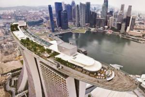 Marina Bay Sands Roof